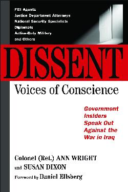 Voices of Dissent Front Cover